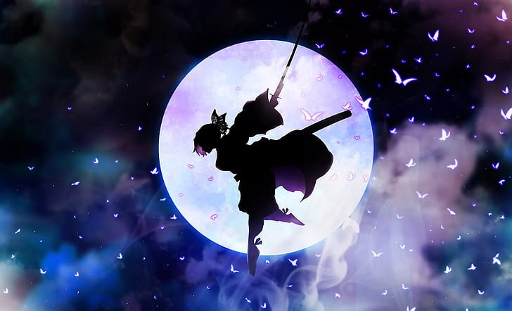 shinobu kocho moon